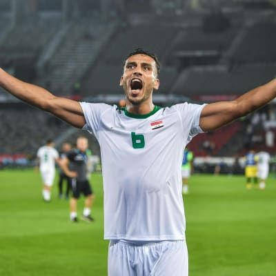 Adnan: Iraq's World Cup moment has arrived