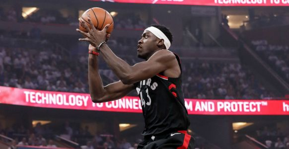 NBA playoffs wrap 2019: Raptors hold off Magic; Celtics extend lead over Pacers