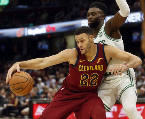 Cleveland Cavaliers GM Koby Altman: 'We feel strongly that Larry Nance Jr. can be a special player for a long time'