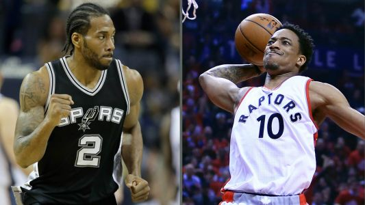 Kawhi Leonard traded to Raptors; DeMar DeRozan headed to Spurs