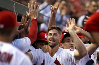 Gant homers, pitches Cardinals to 6-4 win over Nationals