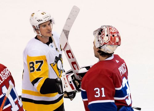 NHL stars Sidney Crosby, Connor McDavid going home after qualifying round upsets