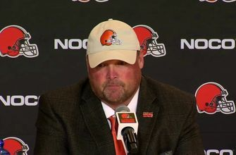 Kitchens: Browns showed 'guts' to hire me