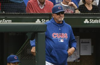 Maddon, Cubs looking to rebound from disappointing finish