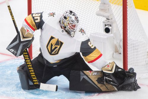 How Robin Lehner's Twitter haters fueled epic Golden Knights win