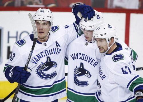 Canucks' Baertschi, Stars' Polak join players who won't report to NHL camps