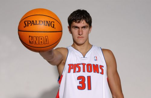 Former No.2 Pick Darko Milicic's NBA Career Didn't Turn Out as Predicted. Is That His Fault or Ours?
