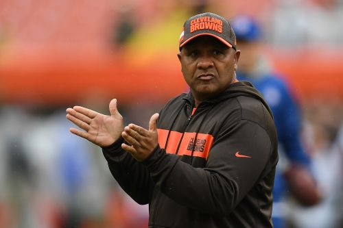 Browns are the favorite bettors just can't believe in