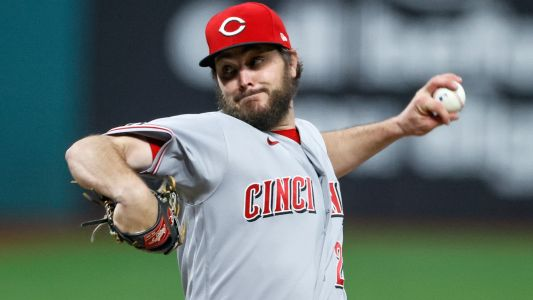 Reds' Wade Miley throws MLB's fourth no-hitter of 2021