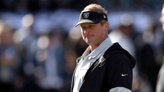 Jon Gruden told Raiders players he had COVID-19 to teach them a lesson
