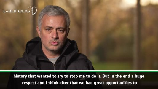 Mourinho keen to see old rival Wenger back in football
