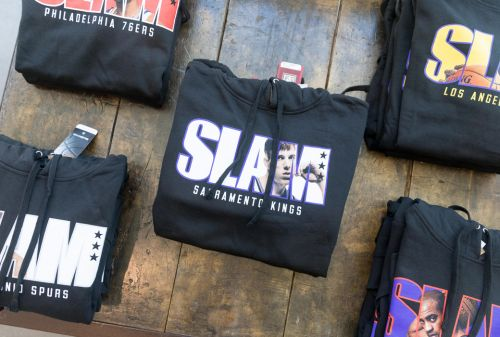 Mitchell & Ness x Fred Segal Launch New Pop-up Featuring SLAM Merch