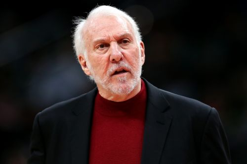 Spurs' Gregg Popovich: 'Country is in trouble' because of race