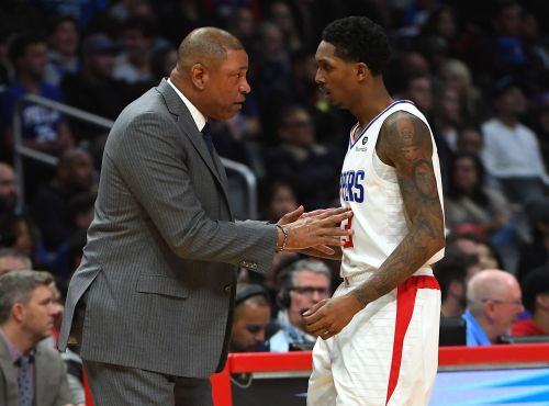 Clippers' Doc Rivers emphatically denies Lakers rumors