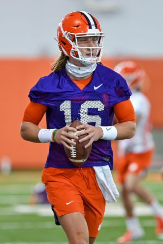 Clemson quarterback Trevor Lawrence considered opting out for NFL