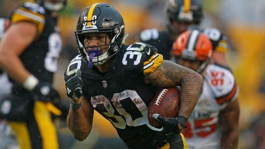 Steelers' James Conner expects carries to be 'spread out pretty evenly'
