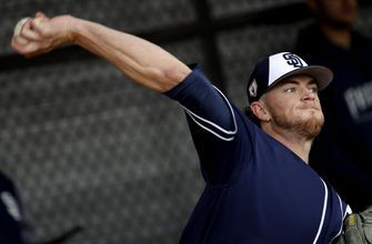 Spring Training 2019: Finally healthy, RHP Chris Paddack chasing spot in Padres' rotation