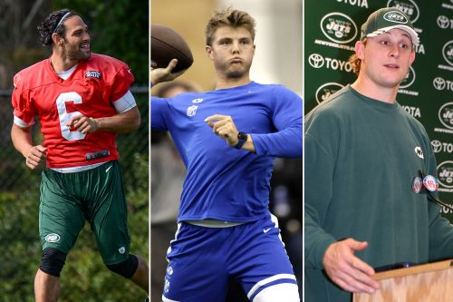 Zach Wilson is calling former Jets quarterbacks to 'eliminate the unknown'