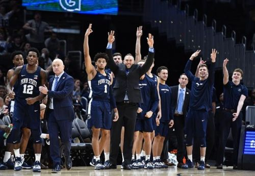 Penn State Nittany Lions vs. Bucknell Bison - 11/19/19 College Basketball Pick, Odds, and Prediction