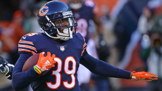 Bears could make Eddie Jackson a rare two-way player; Matt Nagy explains offensive plan