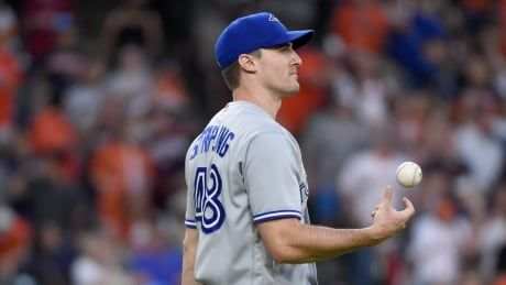 Ross Stripling's slow start sets tone in Blue Jays' blowout loss to Astros