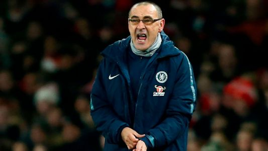 Chelsea players 'extremely difficult to motivate' - Maurizio Sarri