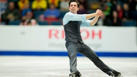 Winning Canadian skate title would 'mean world' to U.S.-born Keegan Messing