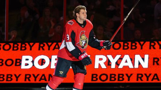 Bobby Ryan scores emotional first goal since rejoining Senators