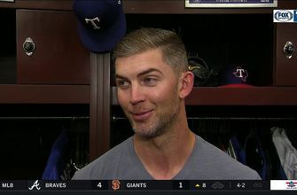 Mike Minor on Win: 'My strengths play into their weaknesses'