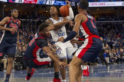Memphis Tigers vs. Bradley Braves - 12/3/19 College Basketball Pick, Odds, and Prediction
