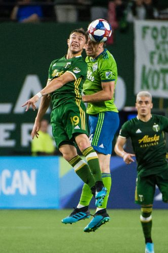 Portland Timbers, Seattle Sounders fans stage silent protest over MLS ban on political signs