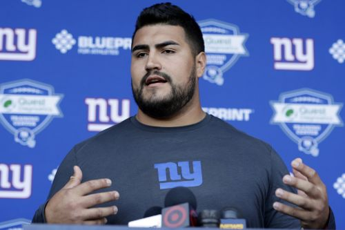 Why feisty rookie guard could be Giants' next Chris Snee