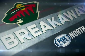 Wild Breakaway: Minnesota returns home after point streak snapped