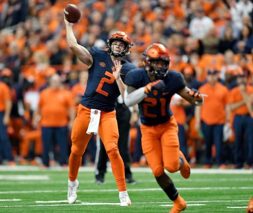 Syracuse-Notre Dame matchup headlines ACC's 12th week