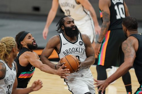 Nets' James Harden 'Excited' to Play in Houston for 1st Time Since Rockets Trade