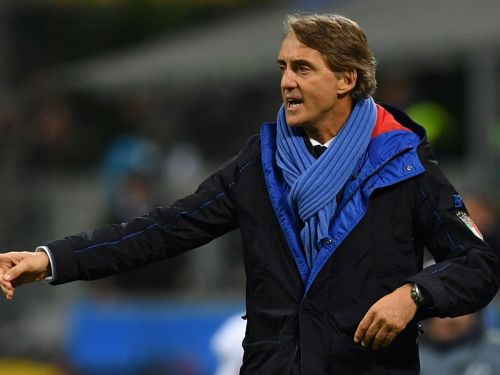 Portugal draw 'a step forward' for Italy despite poor finishing - Mancini