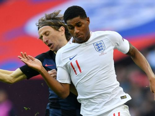 Man Utd sweating on Rashford's fitness as he limps out of England win
