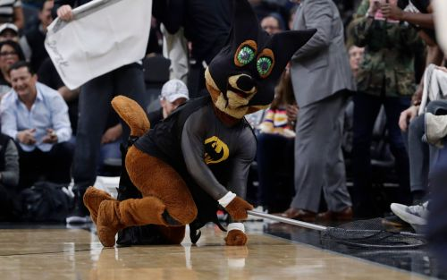 Opinion: Spurs should rename arena 'Batcave' after mammal invasion sparks home win streak