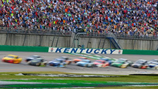 What channel is NASCAR on today? TV schedule, start time for Kentucky race