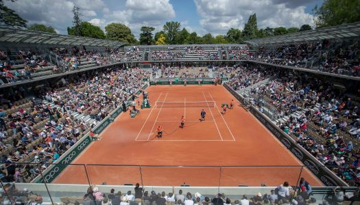 Tennis, anyone? Not this May in Paris for the French Open