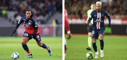 Rampant Neymar, PSG out to end Lille home run