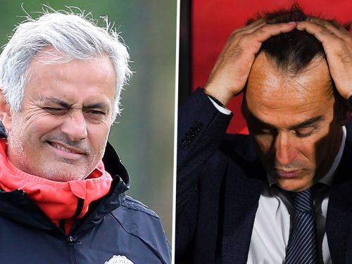 Mourinho still fighting for his job as Lopetegui looks a dead man walking
