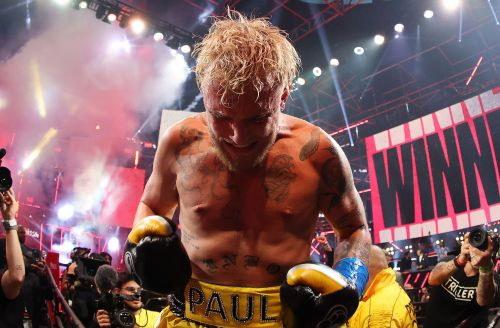 Jake Paul destroys Ben Askren in first-round knockout