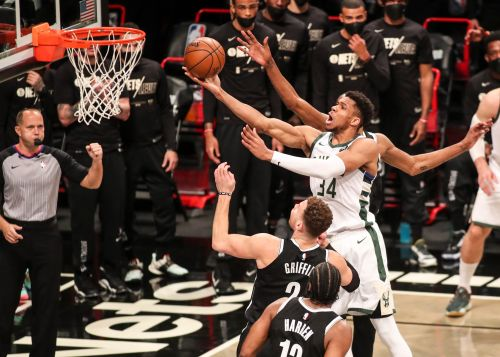 Bucks outlast Nets in Game 7 overtime thriller to reach Eastern Conference finals