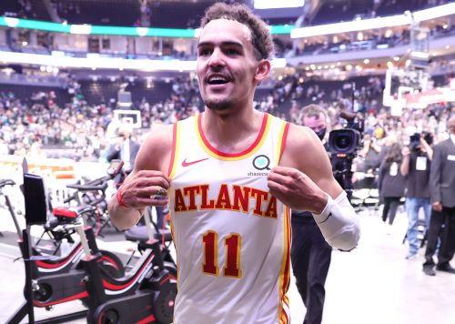 Trae Young scores 48 points to lead Hawks to Game 1 win over Bucks