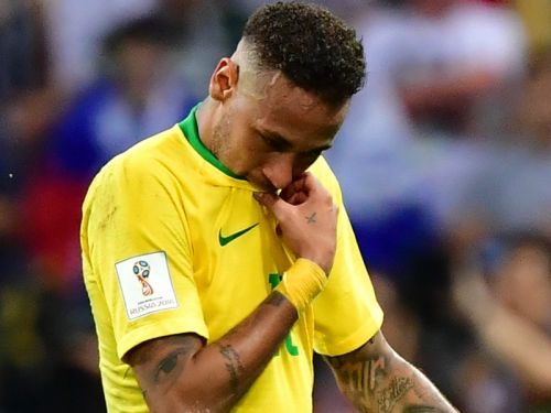 Neymar snubbed from world's 20 best players