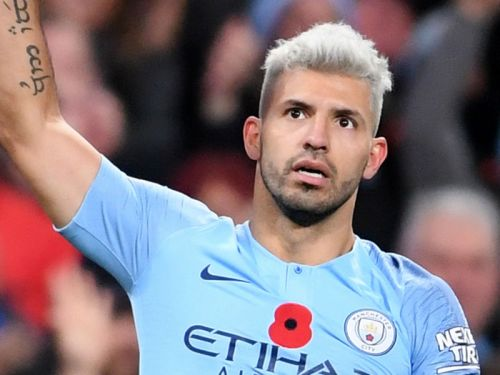 Premier League Betting: Aguero favourite to win Golden Boot after goal against Manchester United