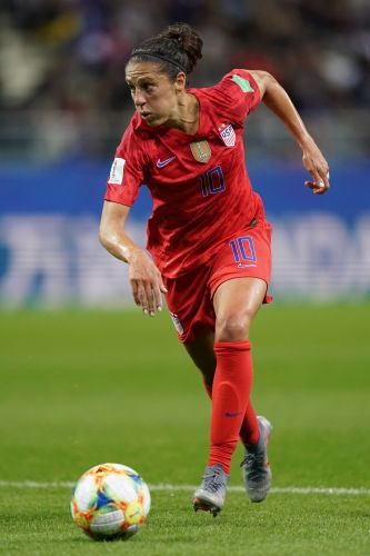 World Cup: Carli Lloyd returns to starting lineup, Americans make six other changes