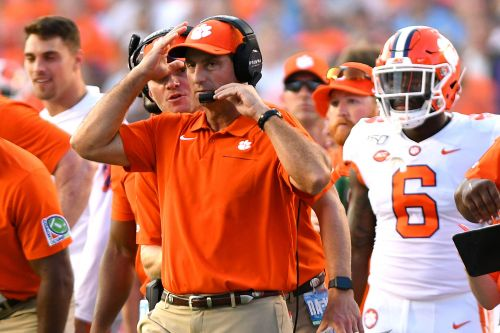 Clemson vs. Virginia prediction, line: Dabo Swinney's nonsense won't stop Tigers
