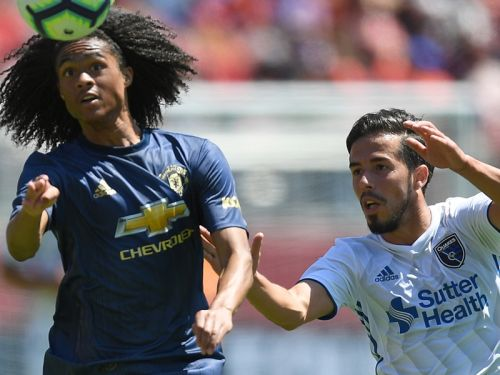 Chong eager for more Man Utd chances after being given a taste by Mourinho